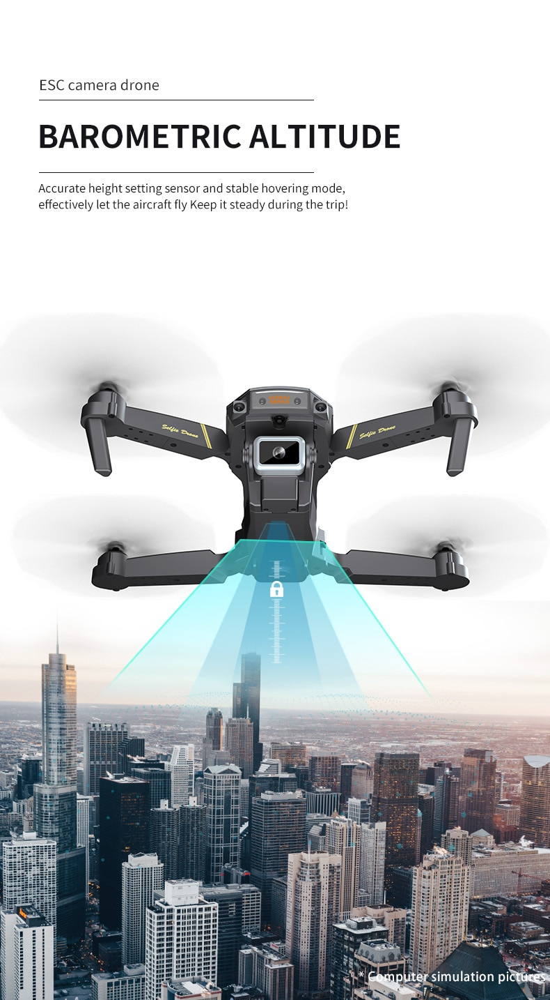 Best Affordable Drone Feature Rich